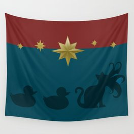 Duck, Duck, Goose! Wall Tapestry