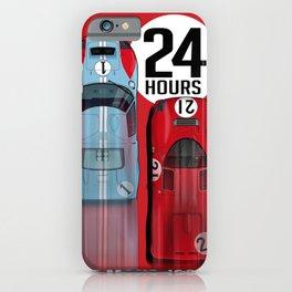 Miles v Bandini LM 1966 iPhone Case