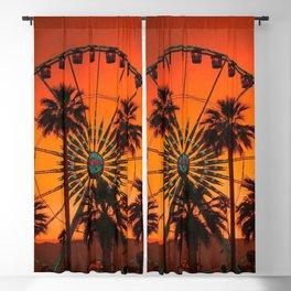 Ferris Wheel Blackout Curtain
