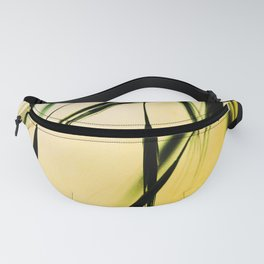 Grass in the light Fanny Pack
