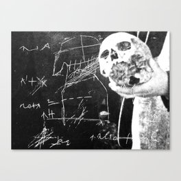 album of noises (#5) Canvas Print