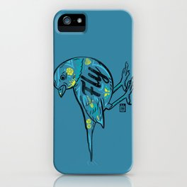 Fly Guy iPhone Case