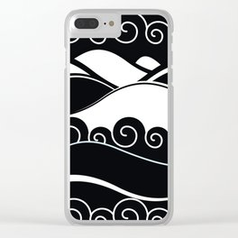 pattern 99 Clear iPhone Case