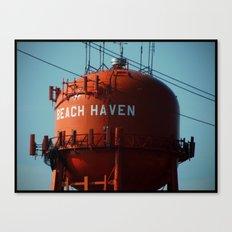 Beach Haven Canvas Print