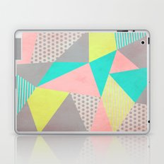 Geometric Pastel Laptop & iPad Skin