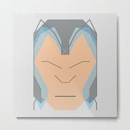 Professor.X Metal Print