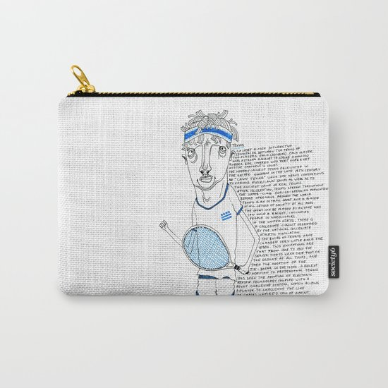 Tennis Carry-All Pouch