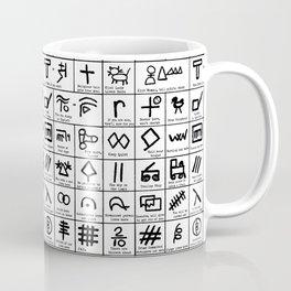 Hobo Code Coffee Mug