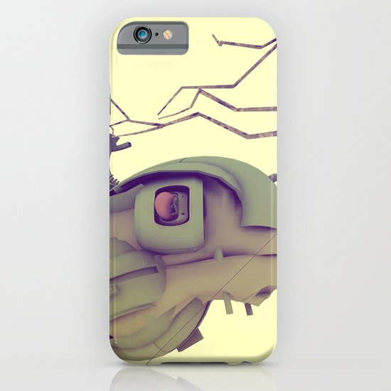 CYBORG CAMALEON iPhone & iPod Case