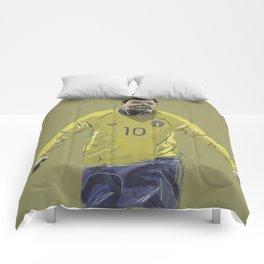 Dare to Zlatan Comforters