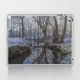 Reflections in the Stream Laptop & iPad Skin