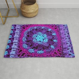 Purple Haze Rug