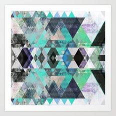 Graphic 115 X Art Print