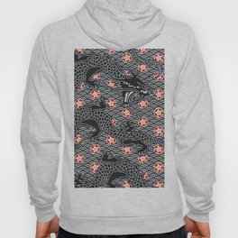 Hidden Dragon / Oriental dragon design Hoody
