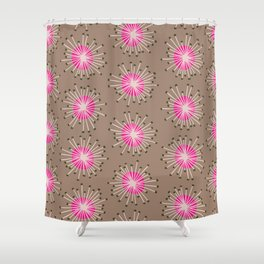 The Explosives Shower Curtain