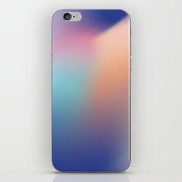 Gradient flow iPhone Skin