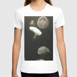 white Jellies T-shirt