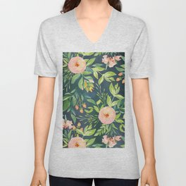 The Night Meadow Unisex V-Neck