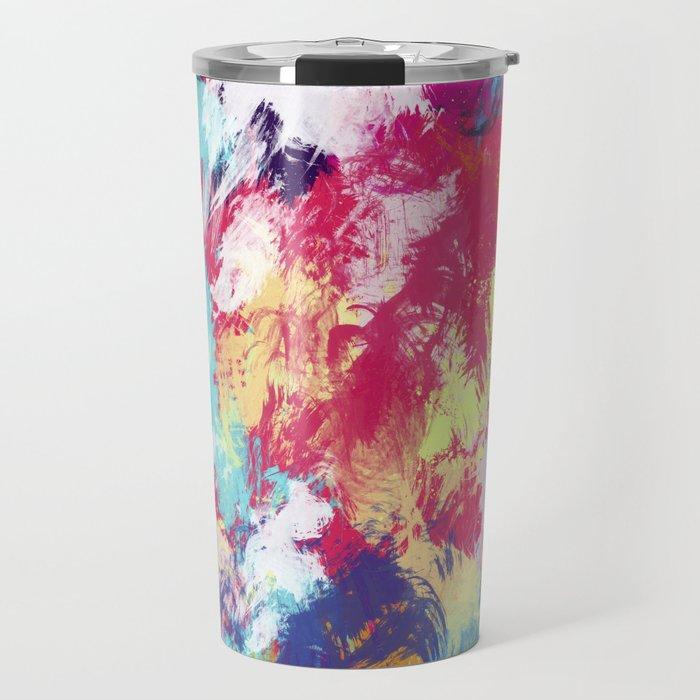 Abstract 39 Travel Mug