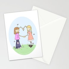 BFFs Forever Stationery Cards