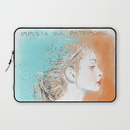 Non so Laptop Sleeve