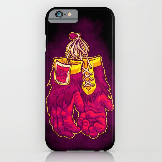 GORILLA GLOVES iPhone & iPod Case