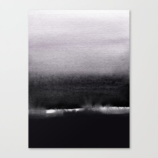 Abstract Landscape 52 Canvas Print