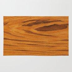 Teak Wood Rug