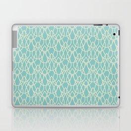 Lluvia Azul Laptop & iPad Skin