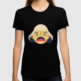 Usopp Emoji Design T-shirt