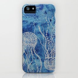 Traffic Jam iPhone Case
