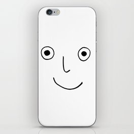 Happy Face iPhone Skin