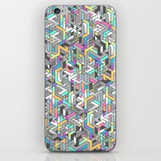 SUPATETRAL iPhone Skin