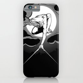 The Ancient of Days iPhone Case
