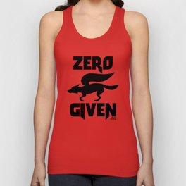 Zero (Star) Fox Given Unisex Tank Top