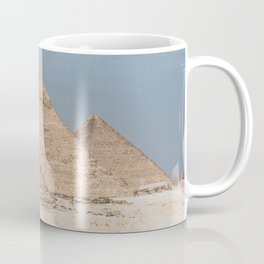 Giza Pyramid Complex Coffee Mug