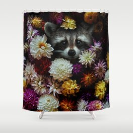 bloom with grace. Shower Curtain