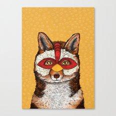 ChickenFox Canvas Print