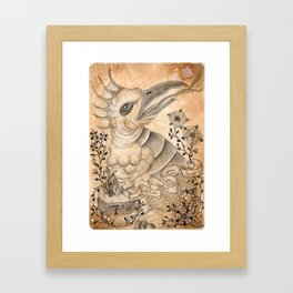 Materia III Framed Art Print