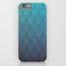 Winter Leaves Slim Case iPhone 6s