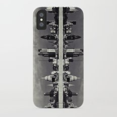 City iPhone X Slim Case