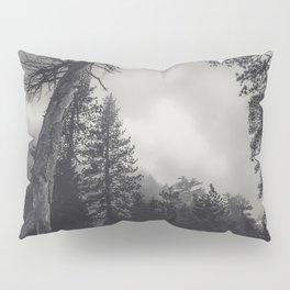 Murky Conifers Pillow Sham