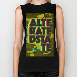 Alterated State Biker Tank