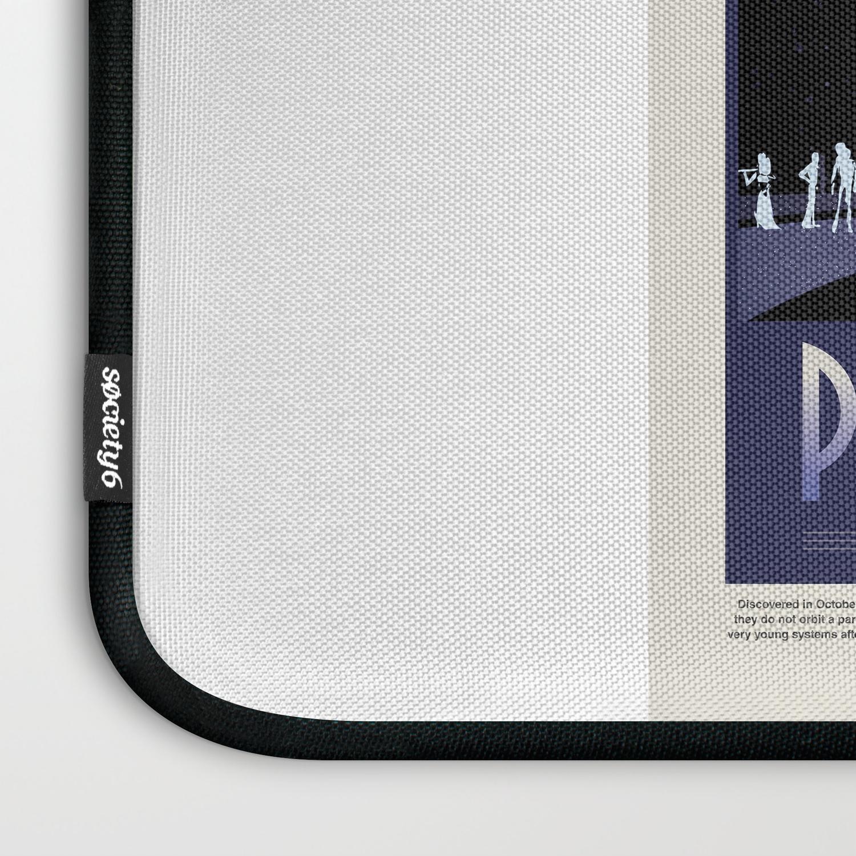 PSO J318 5-22 - NASA Space Travel Poster Laptop Sleeve