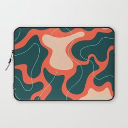 Tectonic Plates Jostled Gently for a Prime Position Laptop Sleeve