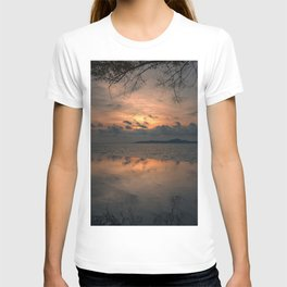 Sunset on the Gulf of Thailand T-shirt