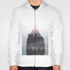 All your weight falls on me Hoody