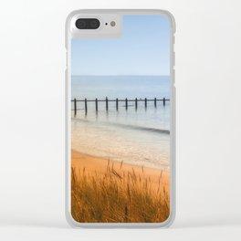 Dawlish Warren Clear iPhone Case