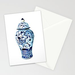 GINGER JAR NO 7  Stationery Cards