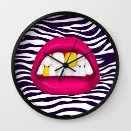 Walkiria Wall Clock